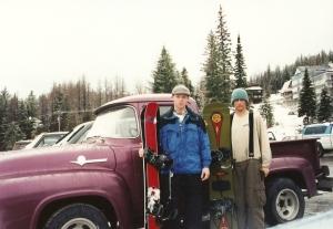 Winter 1994/1995.
