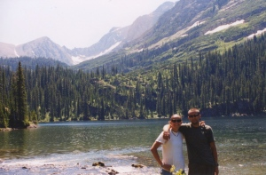Lucifer Lake (~6,254 feet)