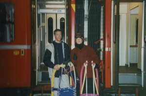 Preda - Bergün sledding