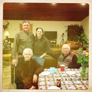 Papa & Grandma