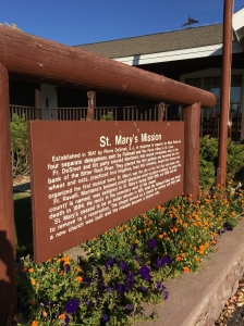 St Mary's Mission
